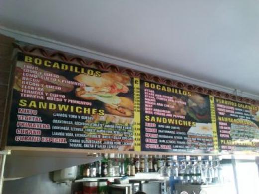 comida rapida granada: