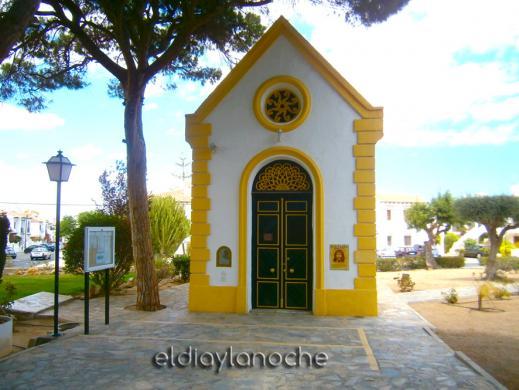 Ermita los balcones urb lago jard n iglesias for Capillas de velacion jardin de los pinos